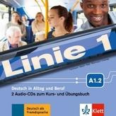 2 Audio-CDs zum Kurs- und Übungsbuch A1.2