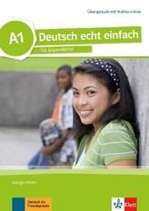 A1 - Übungsbuch mit Audios online