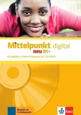 Mittelpunkt neu B1+ digital, DVD-ROM