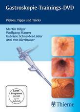 Gastroskopie-Trainings-DVD, DVD-ROM