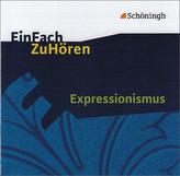 Expressionismus, 1 Audio-CD