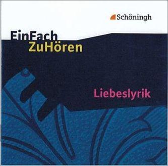 Liebeslyrik, 2 Audio-CDs