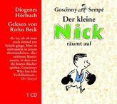 Der kleine Nick räumt auf, 1 Audio-CD