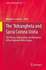 The 'Ndrangheta and Sacra Corona Unita