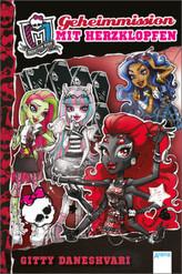 Monster High - Geheimmission mit Herzklopfen