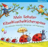 Mein liebster KitzelKuschelKicherspass, Audio-CD