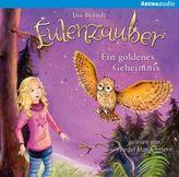 Eulenzauber - Ein goldenes Geheimnis, Audio-CD