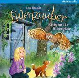 Eulenzauber - Rettung für Silberpfote, 2 Audio-CDs