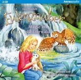 Eulenzauber - Magie im Glitzerwald, 2 Audio-CDs