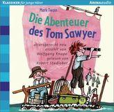 Tom Sawyers Abenteuer, Audio-CD