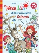 Hexe Lilli und der verzauberte Goldesel