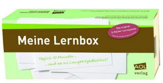 Meine Lernbox (A8, fertig montiert)