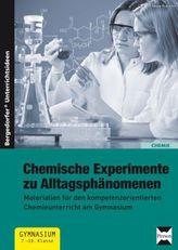 Chemische Experimente zu Alltagsphänomenen