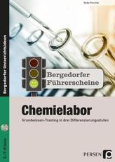 Chemielabor, m. CD-ROM
