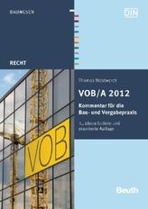 VOB/A 2012, Kommentar