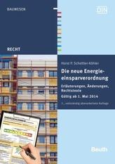 Die neue Energieeinsparverordnung (EnEV)