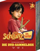 Der Schlunz - Die Serie, 9 DVDs