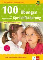 100 Übungen zur spielerischen Sprachförderung