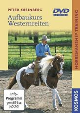 Aufbaukurs Westernreiten, 1 DVD