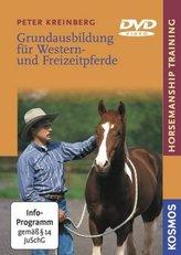 Grundausbildung für Western- und Freizeitpferde, 1 DVD
