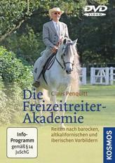 Die Freizeitreiter-Akademie, DVD