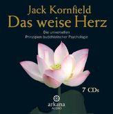 Das weise Herz, 7 Audio-CDs