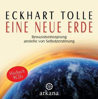 Eine neue Erde, 9 Audio-CDs