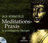 Meditations-Praxis, 2 Audio-CDs