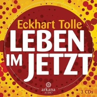Leben im Jetzt, 3 Audio-CDs