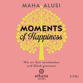 Moments of Happiness, 3 Audio-CDs