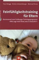 Feinfühligkeitstraining für Eltern, m. DVD