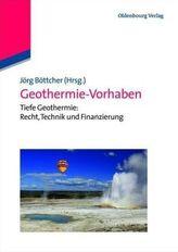 Geothermie-Vorhaben
