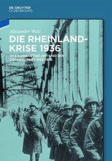 Die Rheinlandkrise 1936