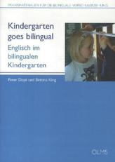 Kindergarten goes bilingual