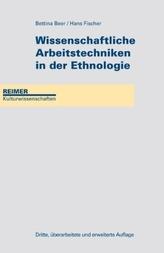 Wissenschaftliche Arbeitstechniken in der Ethnologie