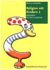 Religion mit Kindern, 4 Bde.. Bd.1-4