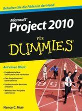 Microsoft Project 2010 für Dummies