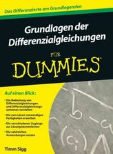 Grundlagen der Differenzialgleichungen für Dummies