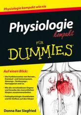 Physiologie kompakt für Dummies