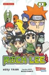Rock Lee. Bd.3