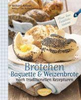 Brötchen, Baguette & Weizenbrote nach traditionellen Rezepturen