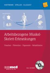 Arbeitsbezogene Muskel-Skelett-Erkrankungen, m. CD-ROM