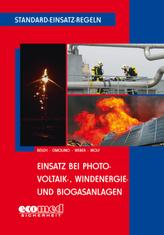 Einsatz bei Photovoltaik-, Windenergie- und Biogasanlagen