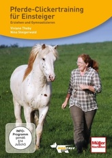 Pferde-Clickertraining für Einsteiger, 1 DVD