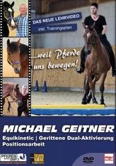 Equikinetic, gerittene Dual-Aktivierung, Positionsarbeit, 1 DVD