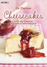 Dr. Oetker Cheesecakes