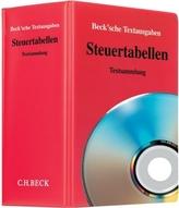 Steuertabellen, m. CD-ROM, Grundwerk ohne Fortsetzung