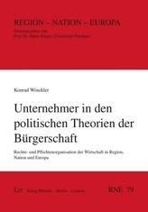 Unternehmer in den politischen Theorien der Bürgerschaft