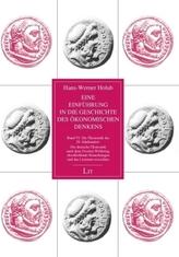 Einführung in die Geschichte des ökonomischen Denkens