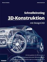 Schnelleinstieg 3D-Konstruktion mit DesignCAD